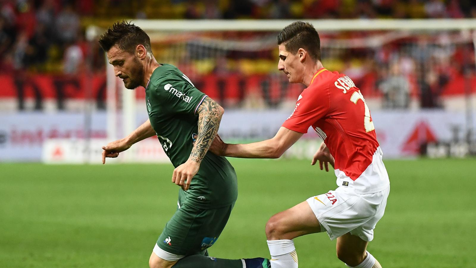 1c2ef1209c50 EN DIRECT   LIVE. AS Monaco - Saint-Etienne - Ligue 1 - 12 mai 2018 ...