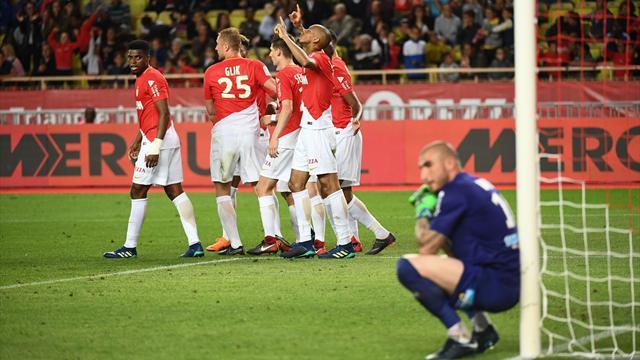 Monaco repasse Lyon, Lille et Strasbourg se maintiennent, Rennes en Ligue Europa