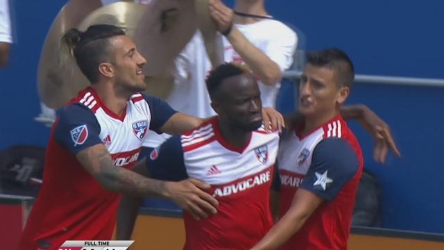 Frappe imparable, face à face, percée : Dallas enfonce le Galaxy de Zlatan