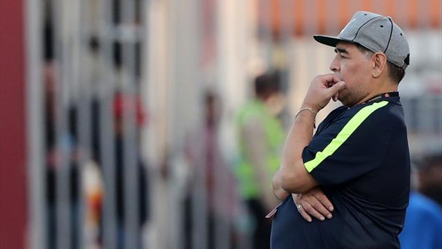 Марадона: «Мексика – Германия – лучший матч для просмотра с косяком»