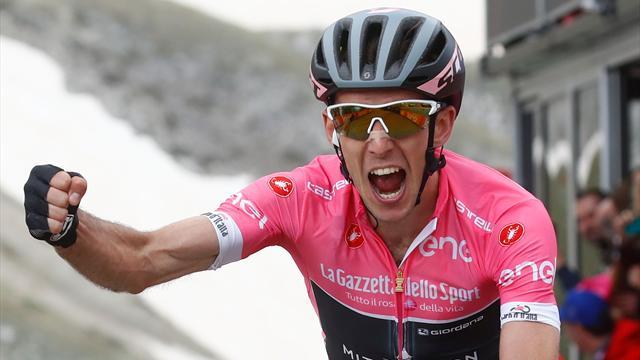 Điro d'Italija, prva Grand trka u sezoni