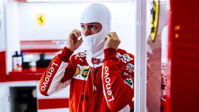 """Vettel: """"Cela aurait été pire avec les Pirelli normaux"""""""