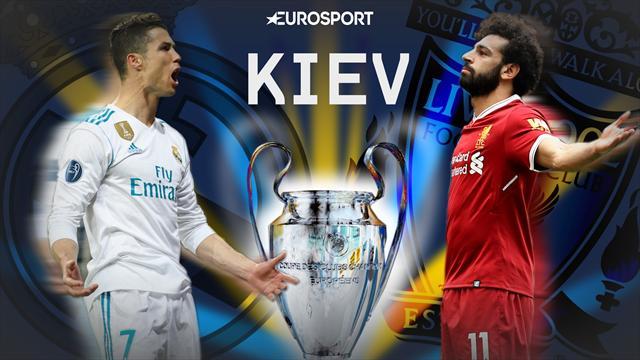 Real Madrid vs Liverpool: la gran final de la Champions League (20:45)