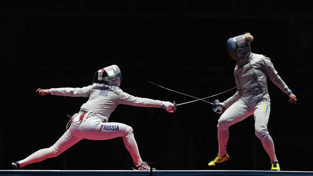 Sabre – Grand Prix de Moscou: Retour tonitruant de la légende Velikaya!