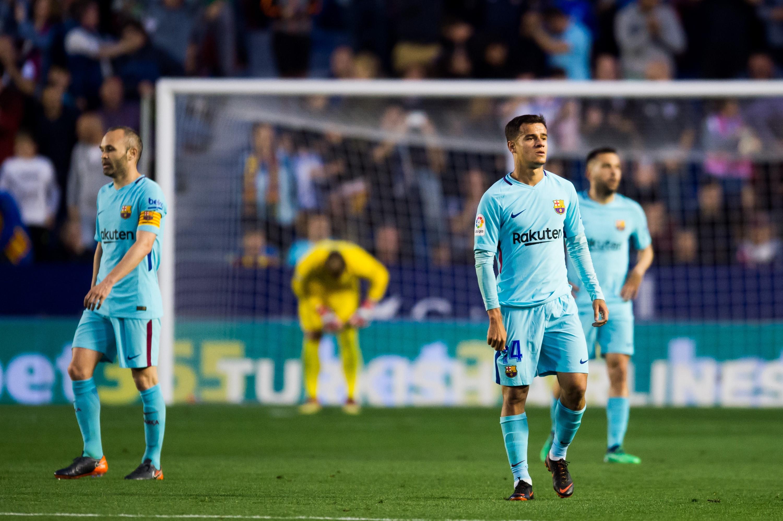 «Леванте» – «Барселона»