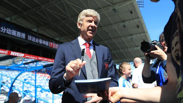 Arsene Wenger names players he regrets not signing for Arsenal