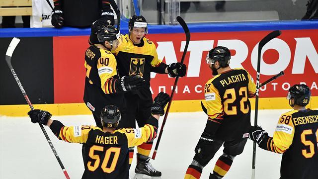 DEB-Team bezwingt Ex-Weltmeister Finnland