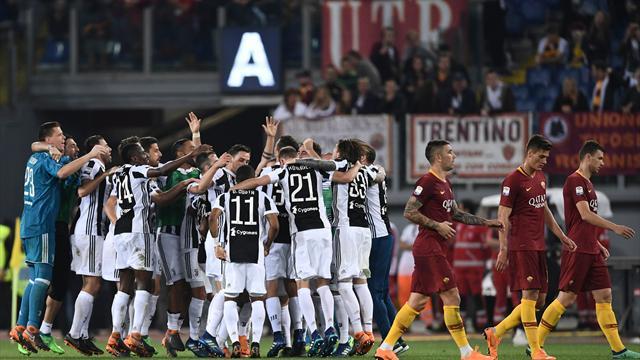 Juventus pakt de zevende landstitel op rij!