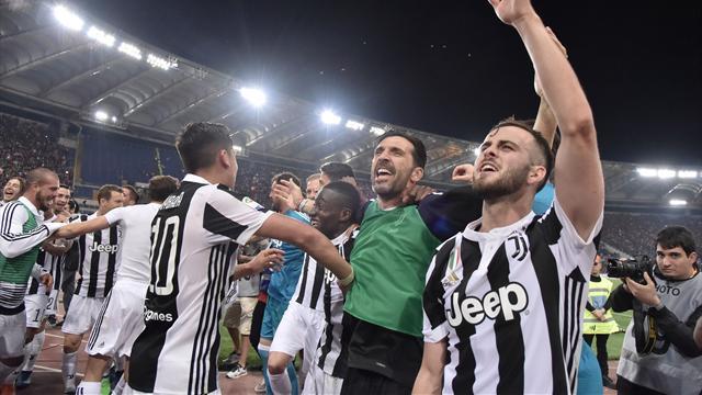 La Juventus, évidemment