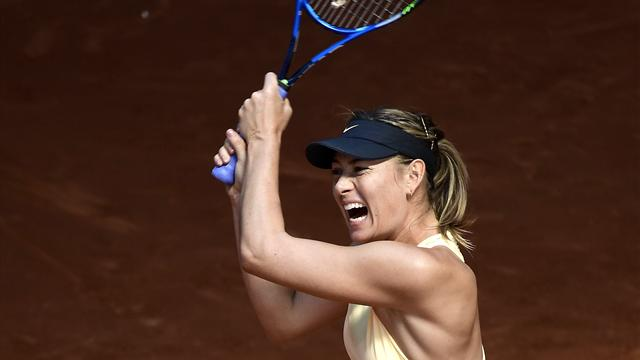 Sharapova ai quarti di finale, Gavrilova si arrende in due set