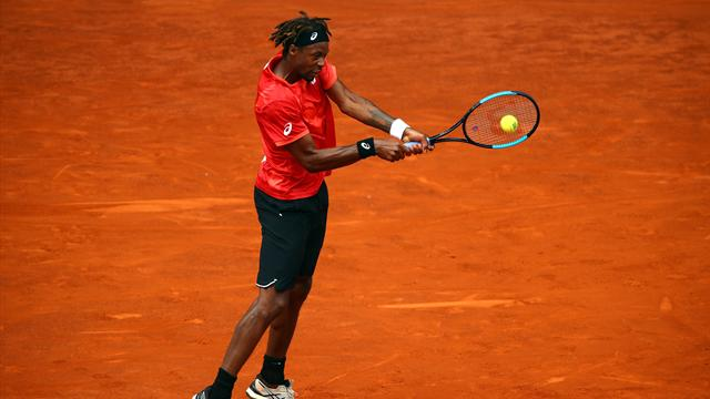Monfils – Fognini EN DIRECT