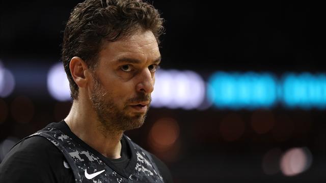 Gasol quitte San Antonio pour rejoindre Milwaukee