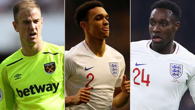 Picking England's World Cup squad: How our journalists voted