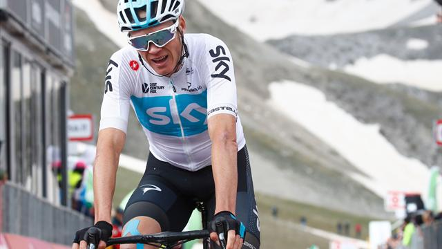 5 thoughts on the Giro: Where is the real Chris Froome?
