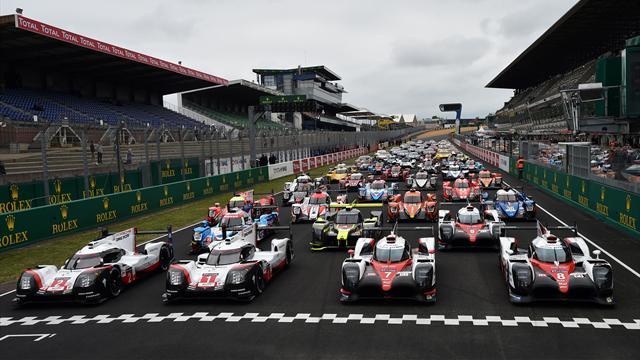 Eurosport prepara el mejor despliegue para el debut de Fernando Alonso en las 24 Horas de Le Mans