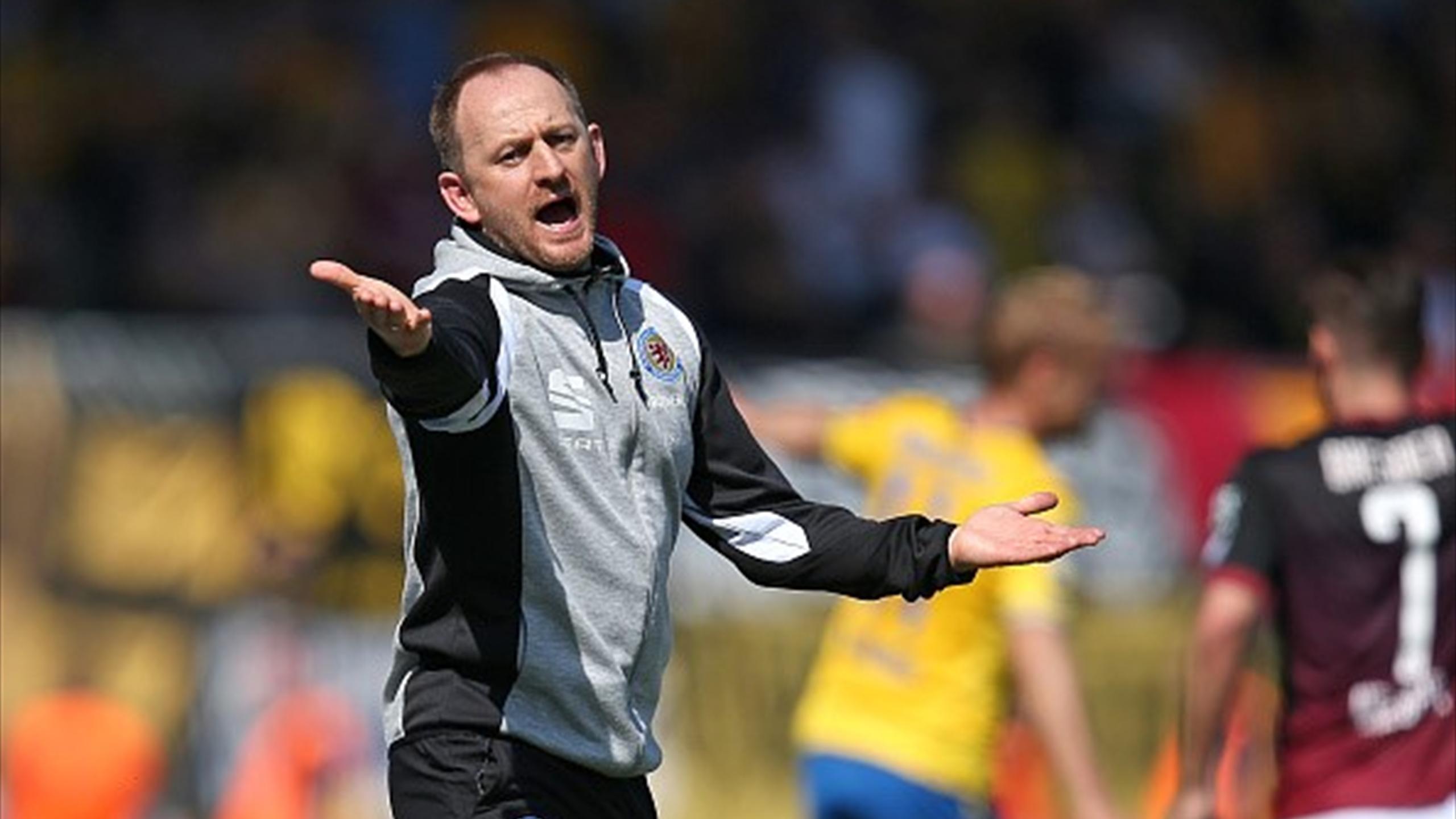 Eintracht Braunschweig Trainer