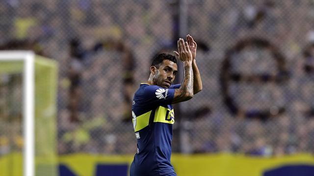 Тевес завершит карьеру после окончания контракта с«Бока Хуниорс»