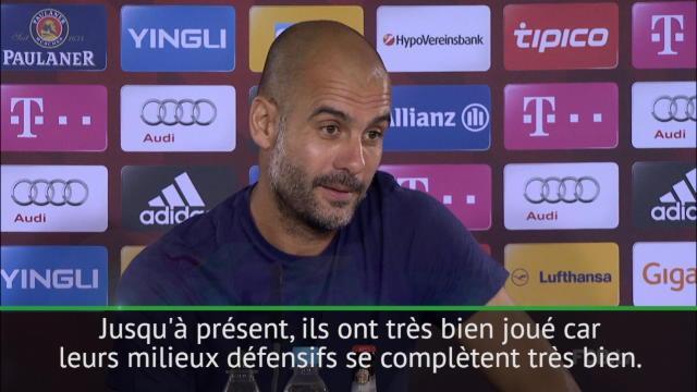 Quand Guardiola saluait le travail de Tuchel : «Il veut jouer avec beaucoup de contrôle du ballon»