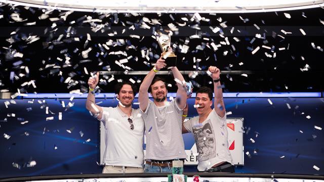 Nicolas Dumont triomphe sur l'EPT Monte-Carlo