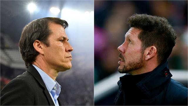 «Le séducteur» contre «le leader» : le duel Garcia – Simeone vu par celui qui les a côtoyés