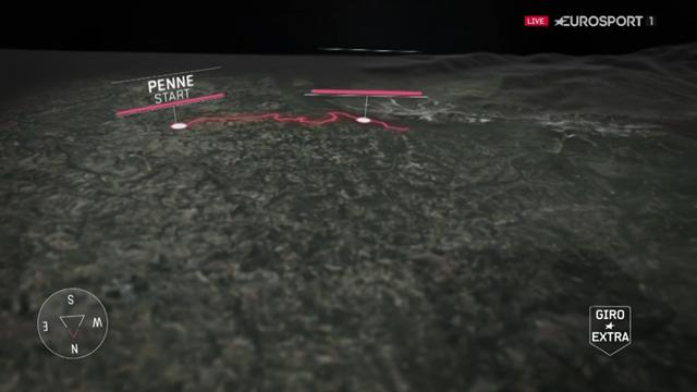 Dags för årets längsta etapp i Giro d'Italia
