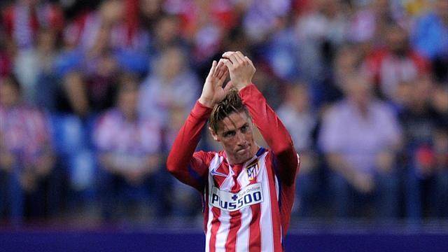 """""""El Niño"""" tackar för sig i Atlético: """"Vill ha lyckligt slut"""""""