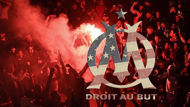En amerikansk kärleksrevolution i Marseille