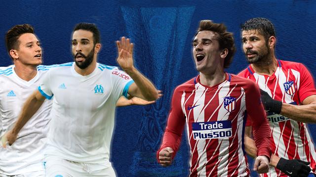 Mandanda-Oblak, Rami-Diego Costa, Payet-Griezmann… Guérin analyse les duels de la finale