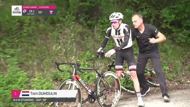 Hoogtepunten Etappe 10: Waanzinnige rit van Penne naar Gualdo Tadino