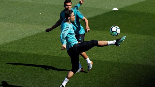 Cristiano Ronaldo, sí o sí en la Final de Champions