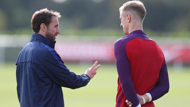 Харт и Уилшер не попали в заявку сборной Англии на ЧМ-2018