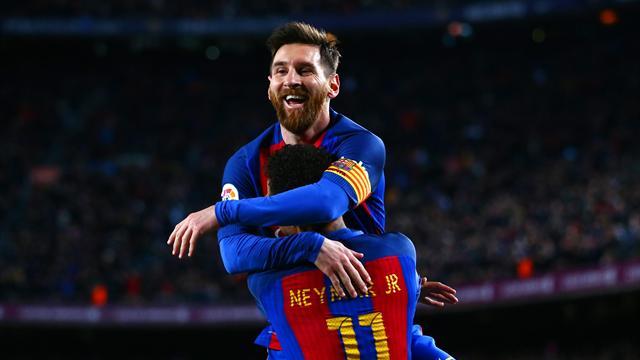 """Messi : """"Ce serait terrible de voir Neymar au Real Madrid"""""""