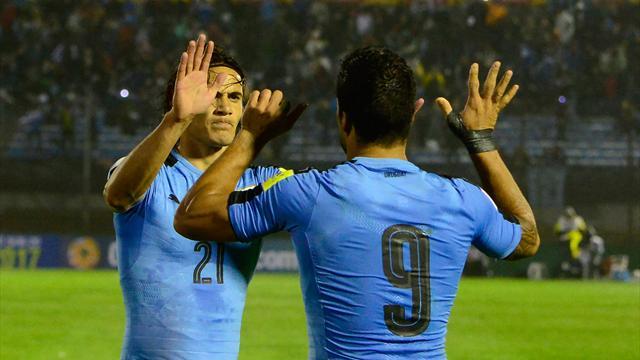 Convocati Uruguay: la lista dei 23 per i Mondiali di Russia 2018