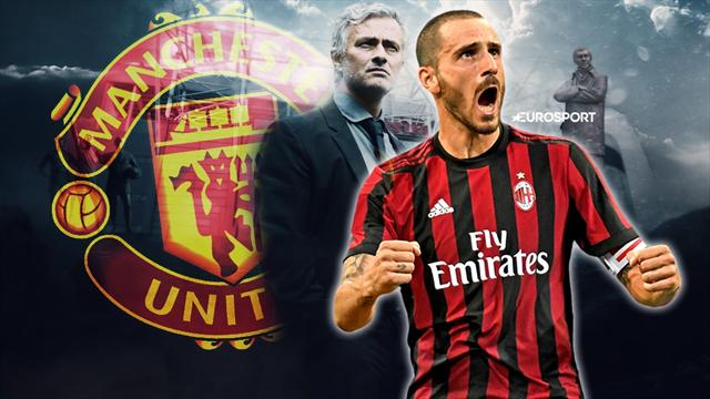 Euro Papers: Mourinho makes shock Bonucci phone call