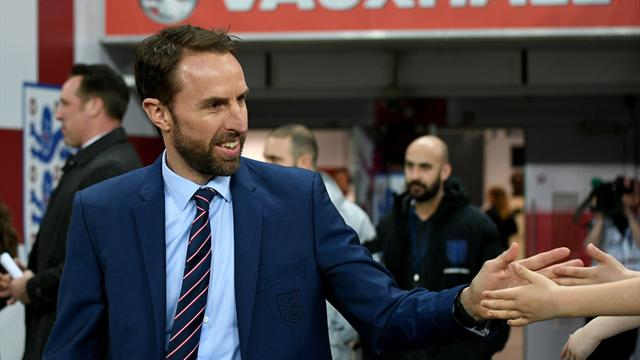 Tough decision to leave out Joe Hart, says England boss Gareth Southgate