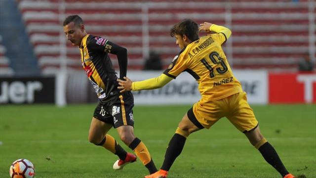 Peñarol debe triunfar y esperar otro resultado para seguir en la Libertadores