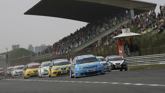 Remembering when… World Touring Cars last raced at Zandvoort