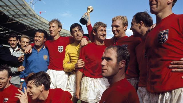 Former England defender and World Cup winner Ray Wilson dies aged 83