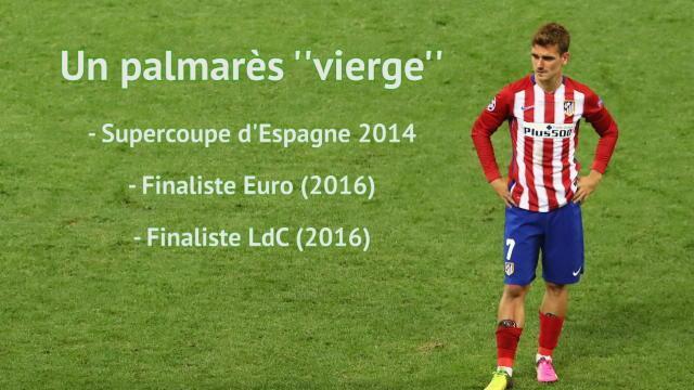 Ligue Europa - Griezmann, frustration finale