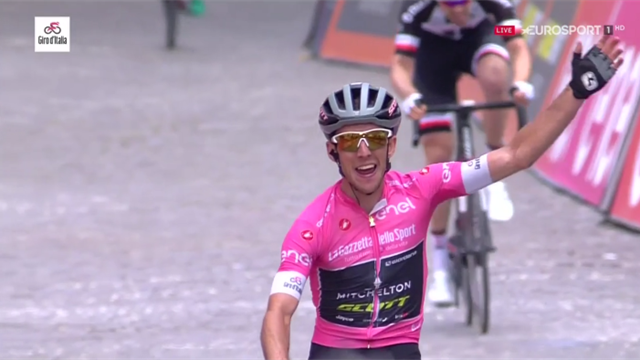 Giro de Italia 2018 (11ª etapa): Otro estacazo de Simon Yates