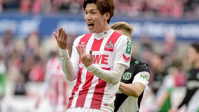 Werder Bremen verpflichtet Stürmer Osako von Absteiger Köln