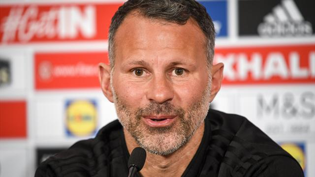 Ryan Giggs calls on Wales youngsters to grasp opportunity in California friendly