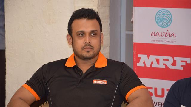 Amittrajit Ghosh arrive en ERC pour prendre de l'expérience