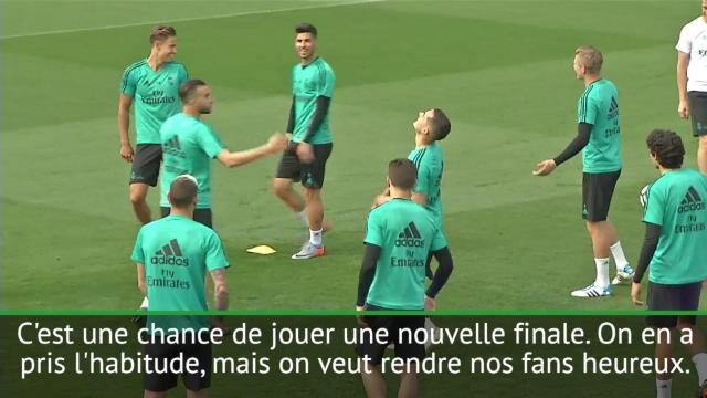 Finale - Ramos : ''Prouver qu'on est toujours les rois de l'Europe''