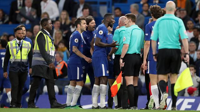 Chelsea fined £20,000 after accepting FA charge
