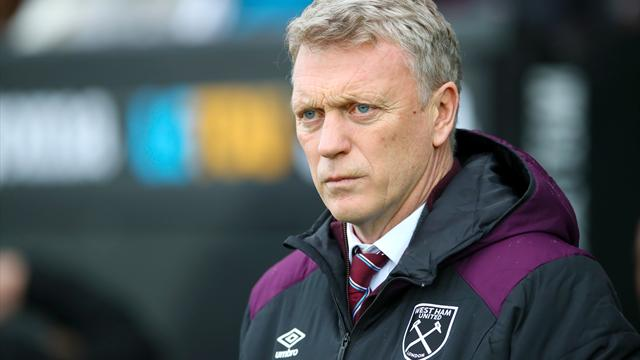 West Ham decide against extending the contract of David Moyes