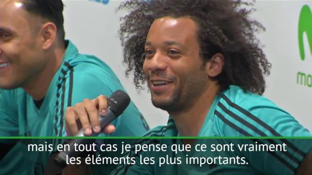 Finale - Marcelo : ''Au Real, il faut avoir de l'ambition''