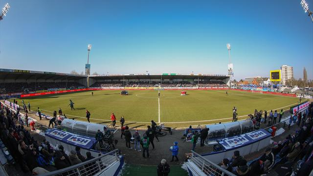 Kiel darf bei Aufstieg im eigenen Stadion bleiben