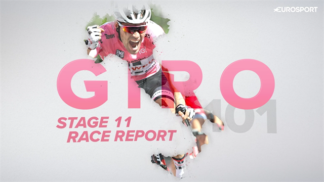GCN Giro Daily: Stage 11- Is 'quietly pleased' Tom Dumoulin today's real winner?