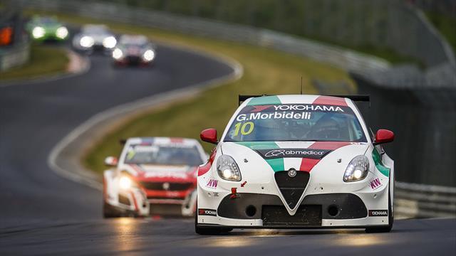 Zandvoort es la próxima parada para los Alfa Romeo del WTCR